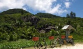 Seychelles, bikes