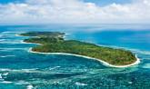 Seychelles, Desroches Island