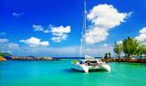 Seychelles, Yachting - Mahe Island