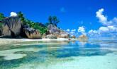 Seychelles, Anse Source - La Digue Island
