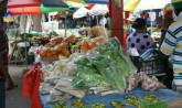 Seychelles, Local market - Eden Island