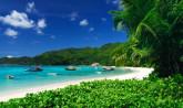 Seychelles, beach Mahe