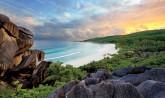 Seychelles, Grand Anse - La Digue Island