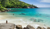 Seychelles, Anse Major - Mahe Island